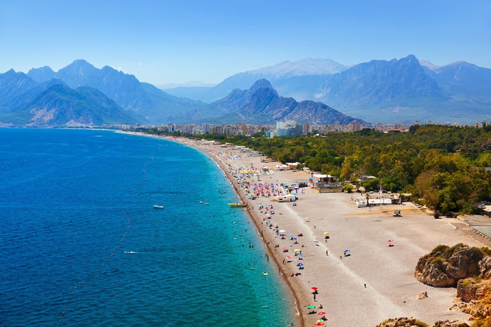 Two seasons on the same day in Antalya: Half an hour between summer and winter - 3
