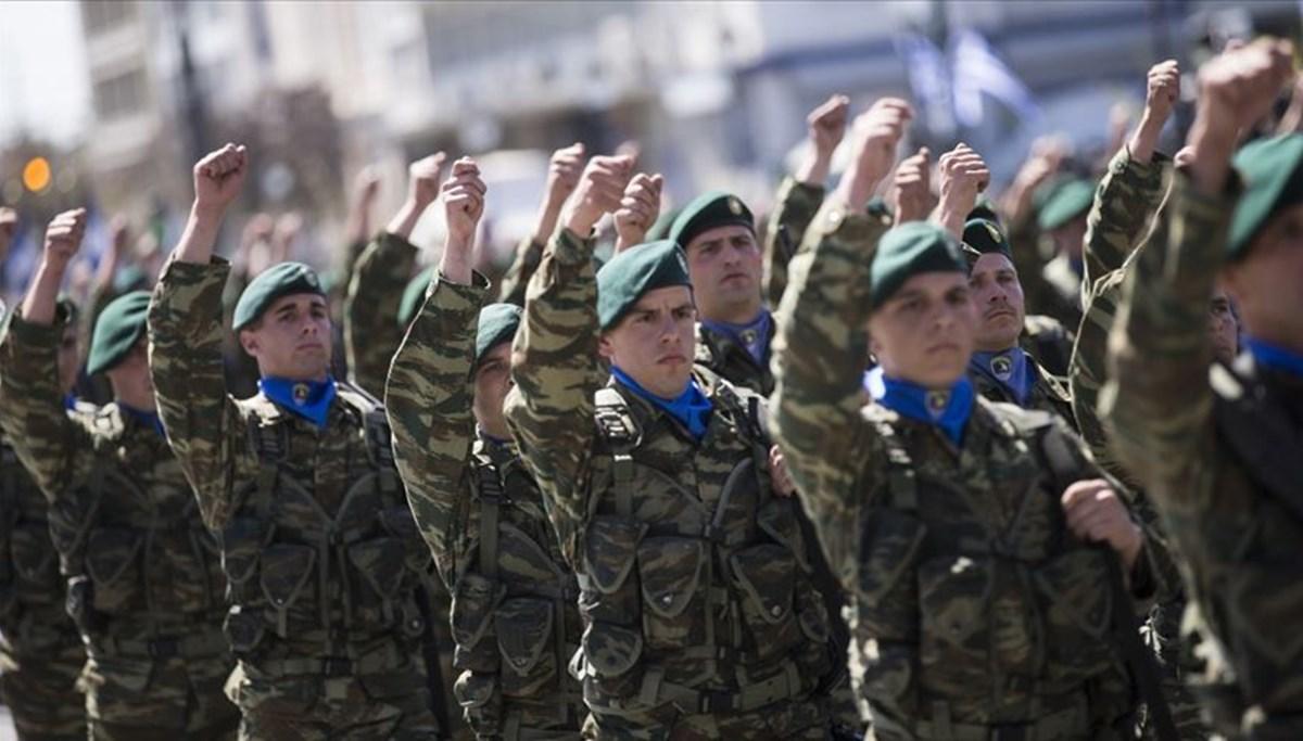 Yunan ordusunda değişim rüzgarları esiyor