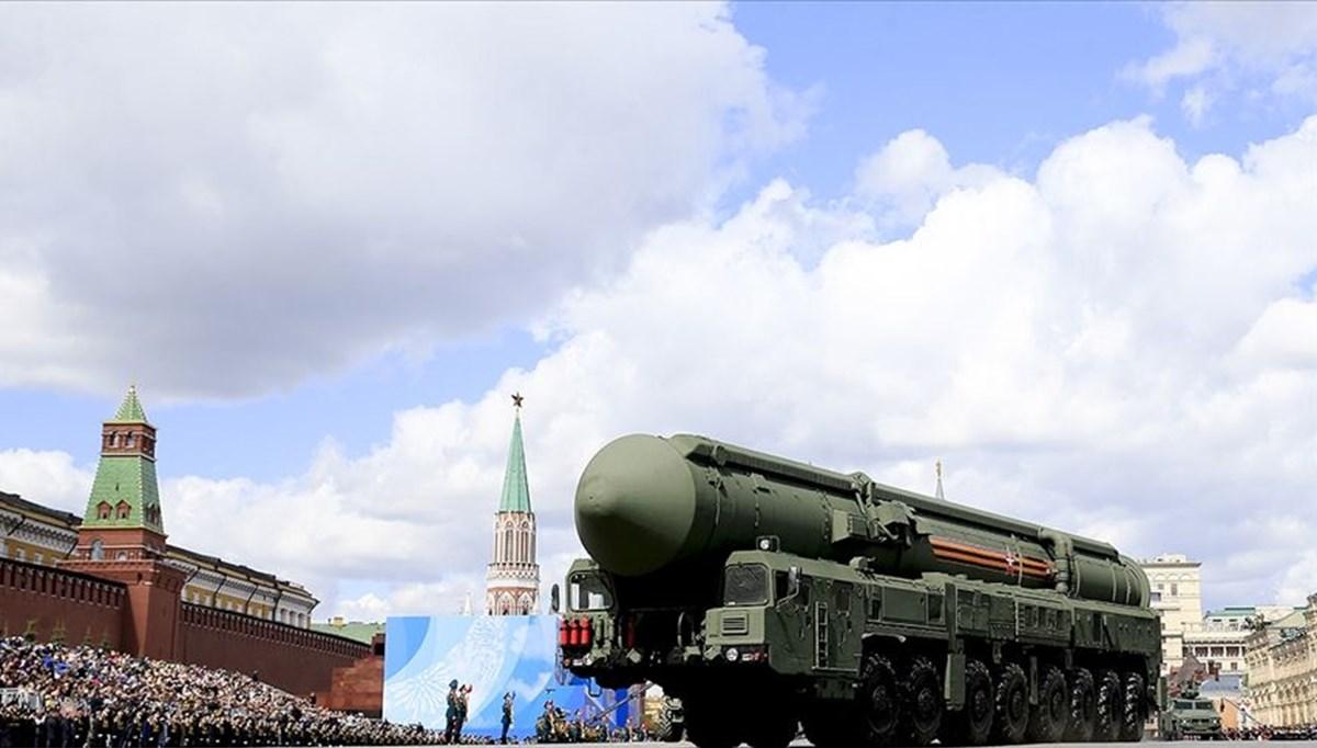 Rusya, Yeni START anlaşması kapsamına giren ABD ve kendi elindeki silah sayısını açıkladı