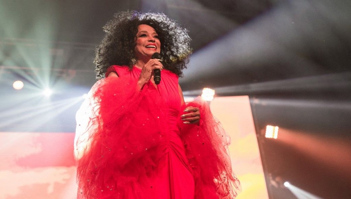 Diana Ross'dan yeni şarkı: Thank You