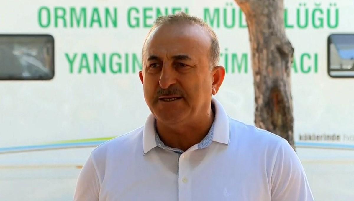 Dışişleri Bakanı Çavuşoğlu: Başka ülkelerin yardımından incinmeyiz