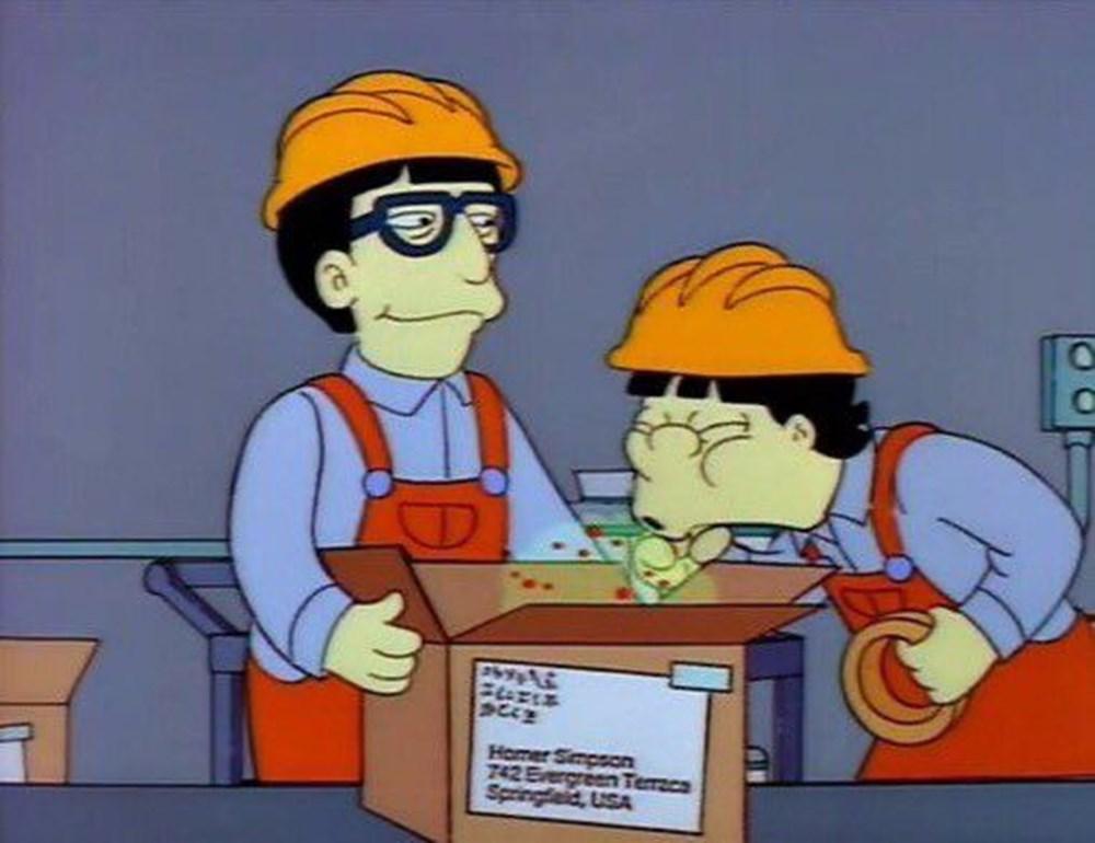 Simpsonlar'ın (The Simpsons) kehaneti yine tuttu: ABD'de Kongre Binası işgali - 13