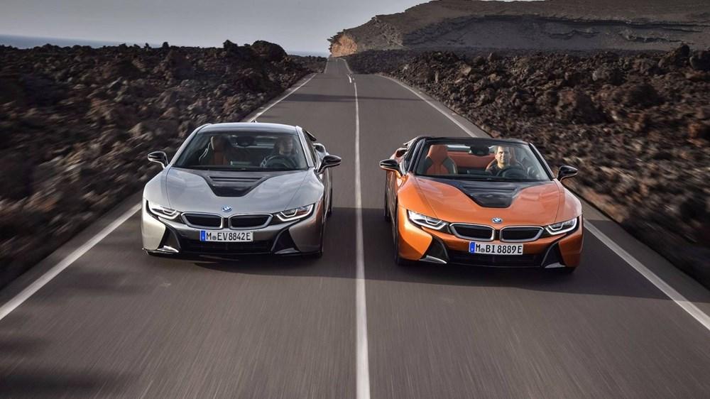 Son BMW i8 banttan indi - 2