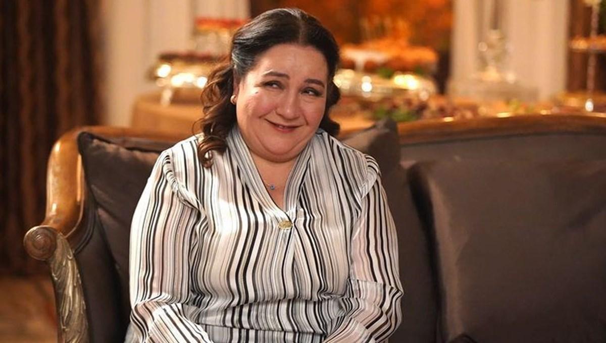 Hülya Duyar'dan beyin tümörü ameliyatı sonrası ilk paylaşım