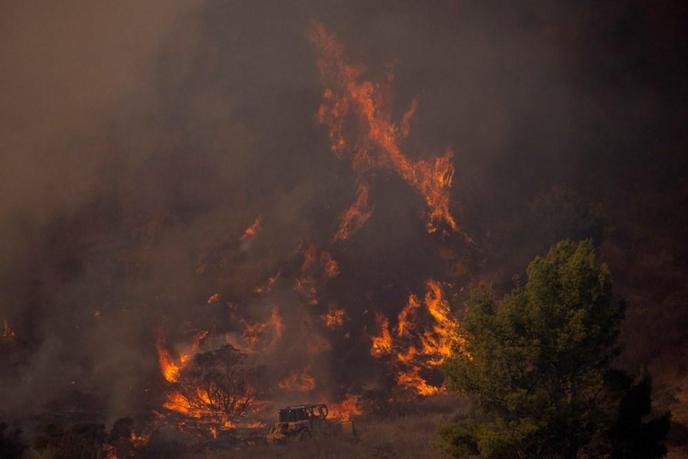 California yeniden yanıyor - 8