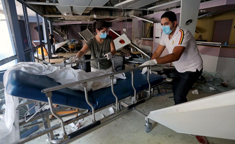 Beyrut'ta patlama: 100 kişi öldü, iki hafta OHAL ilan edildi - 21