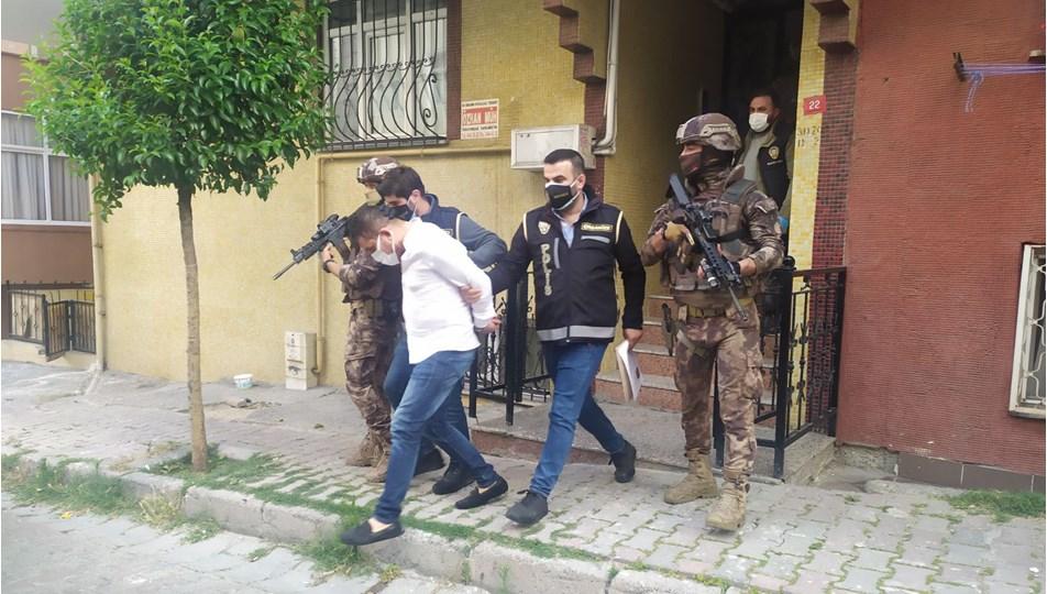 """""""Karagümrük çetesi"""" olarak bilinen suç örgütüne İstanbul merkezli operasyon"""