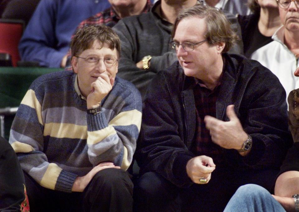 Bill Gates ve Paul Allen