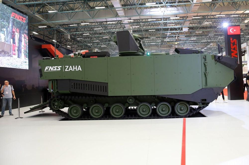 Dijital birliğin robot askeri Barkan göreve hazırlanıyor (Türkiye'nin yeni nesil yerli silahları) - 117