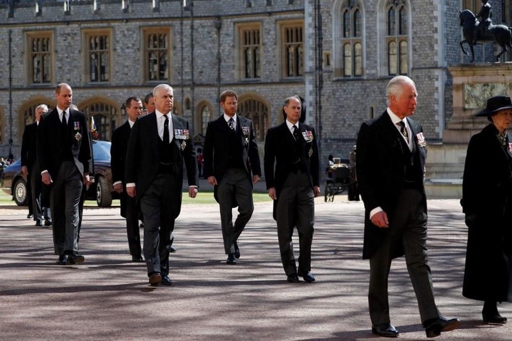 İngiltere, Prens Philip'e veda ediyor - 15