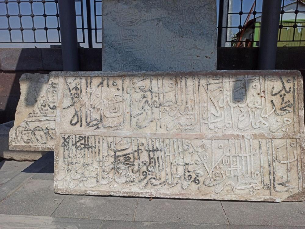 Bitlis Kalesi'nin Kanuni Sultan Süleyman tarafından yenilendiği belirlendi - 6
