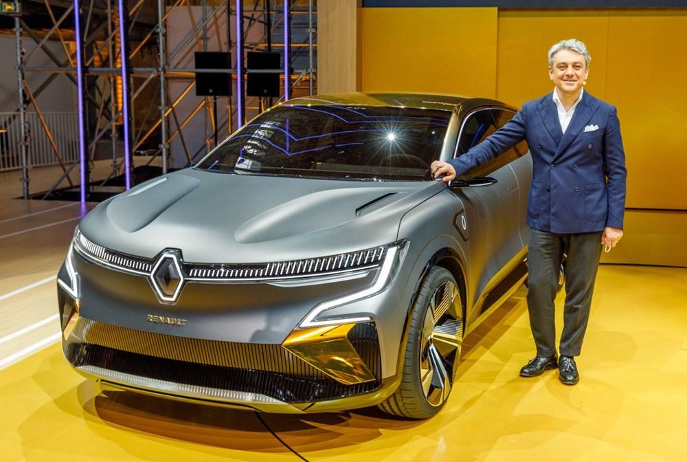 Renault'dan iki yeni elektrikli model - 5