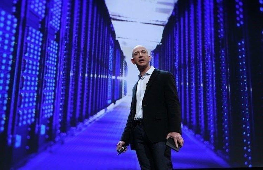 Jeff Bezos servetiyle rekor tazeledi - 11