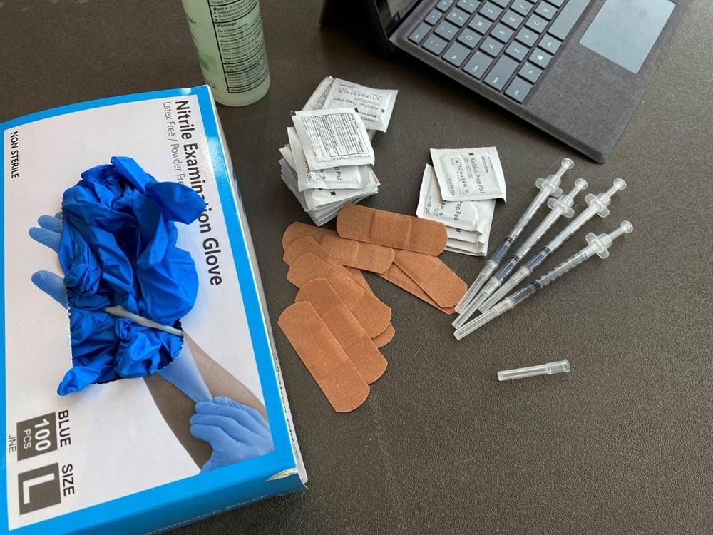 CDC: Tam aşılananlarının yüzde 99,99'undan fazlası ölümcül Covid-19 enfeksiyonuna yakalanmadı - 5