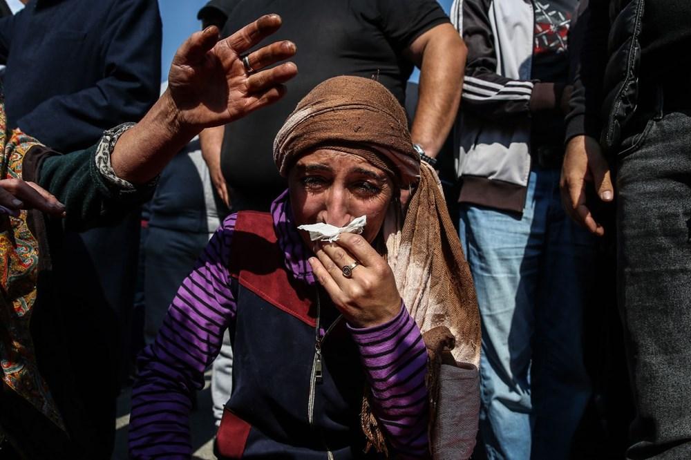 Hain saldırının küçük kurbanları: Cenazede gözyaşları sel oldu - 19