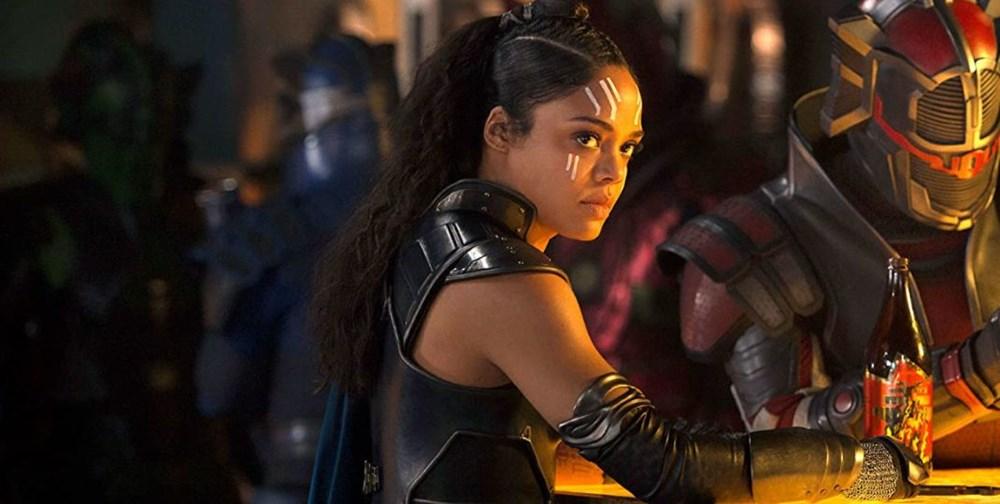 Tessa Thompson:Thor: Love and Thunder'da yeni Marvel karakterleri olacak - 5