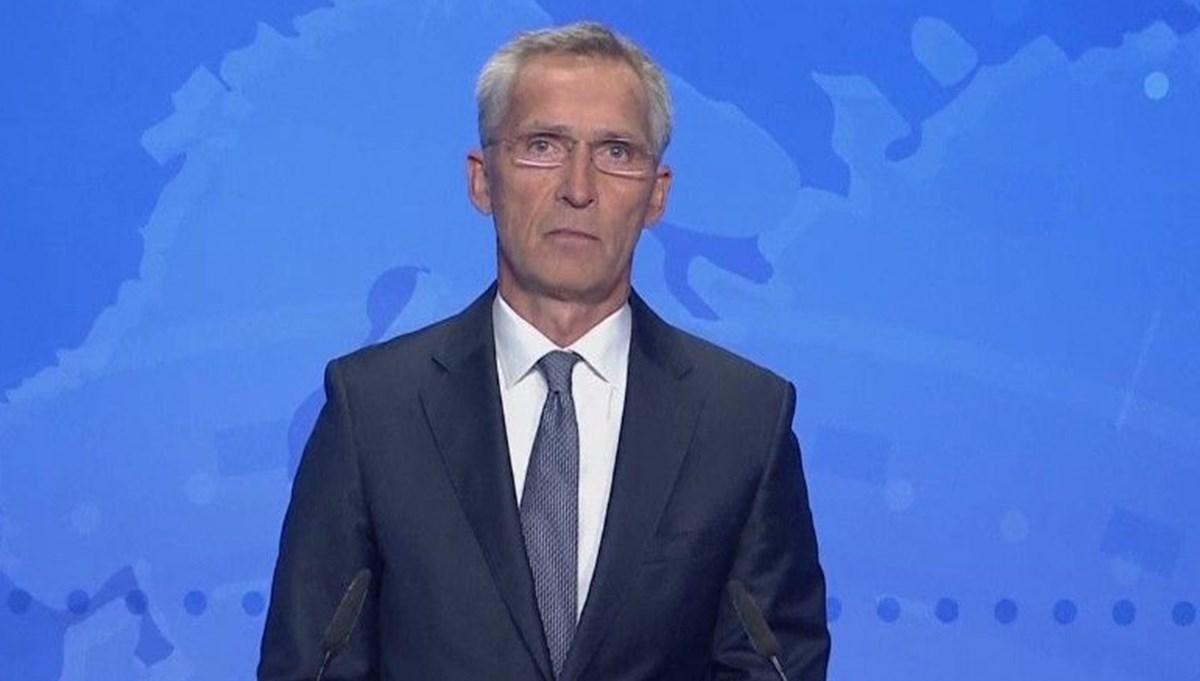 NATO Sekreteri Stoltenberg'den Afganistan açıklaması