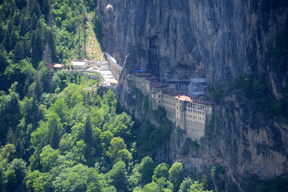 Sümela Manastırı ve Ayasofya Camii açılıyor - 4