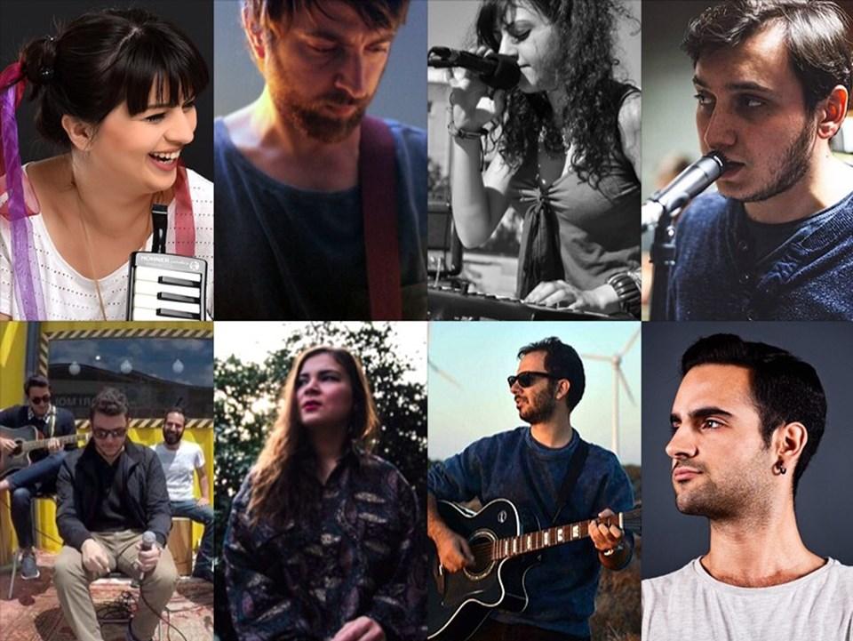 """19 Ağustos Cumartesi saat 20.30'da İstanbul Maslak'taki Tamirane/Uniq'te yapılacak """"Unite the Stage"""" etkinliğine giriş ücretsiz."""