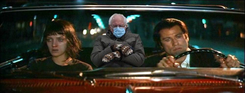 Bernie Sanders'ın ünlü eldiveniyle yardım kampanyası - 12