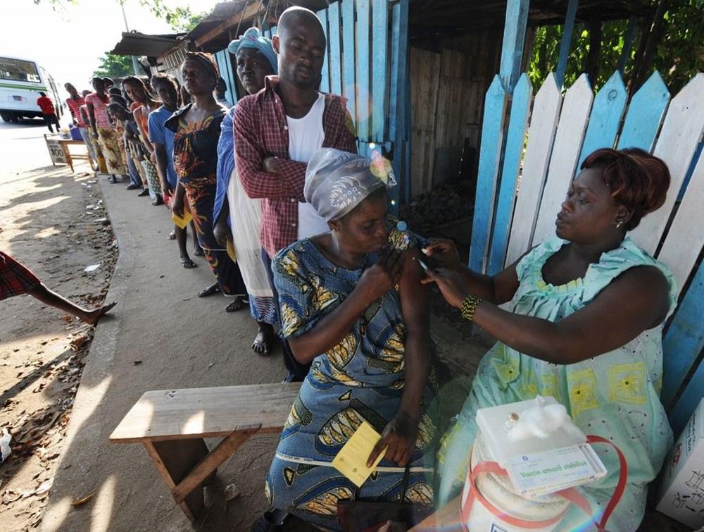 DSÖ: Yoksul ülkelerin Covid-19'a karşı aşılama programlarına devam etmek için yeterli dozu yok - 8
