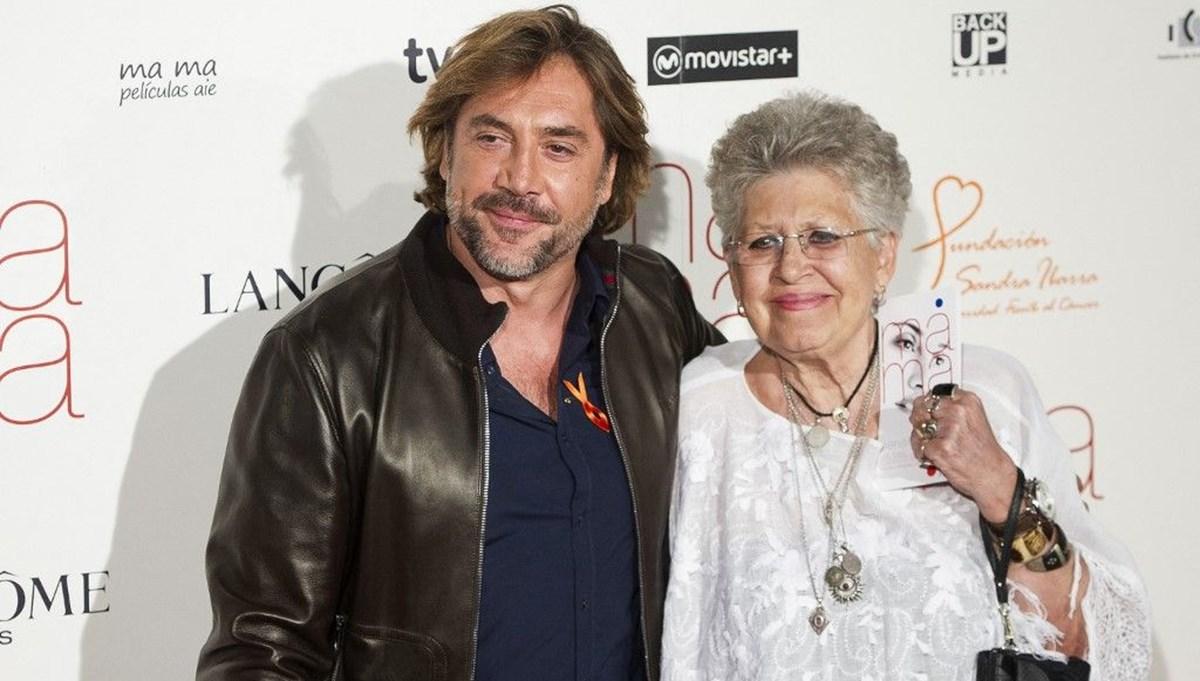 Javier Bardem'in annesi ve oyuncu Pilar Bardem hayatını kaybetti
