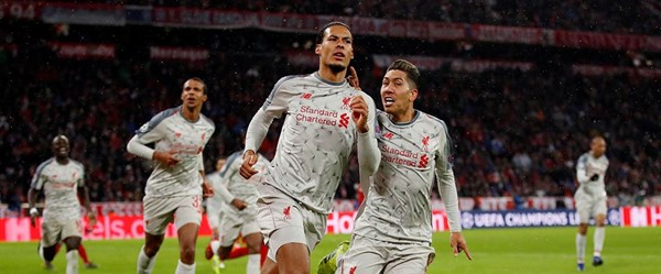 Liverpool zoru başardı