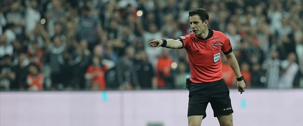 SON DAKİKA: TFF Süper Kupa'nın hakemi belli oldu