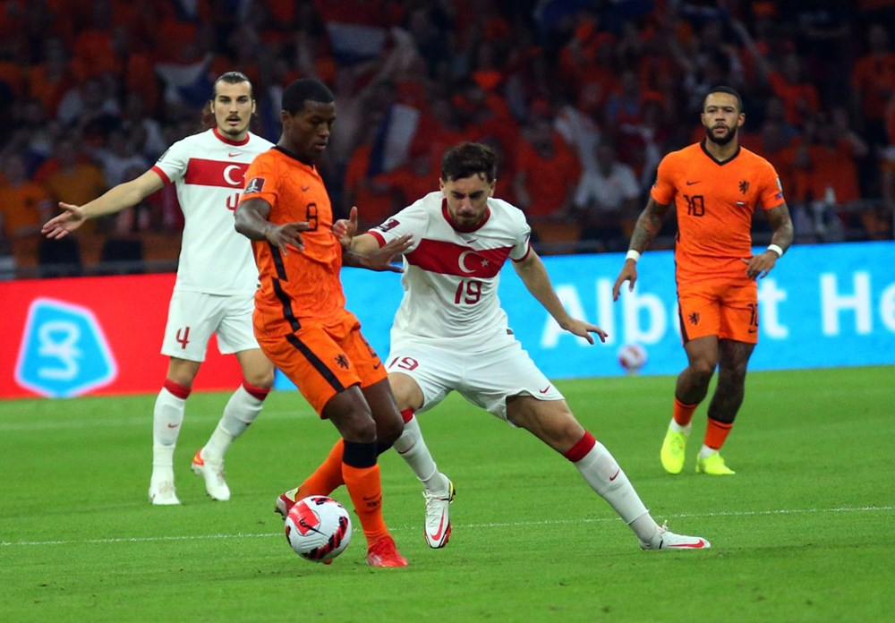 Milli Takım Hollanda'dan ağır yaralı dönüyor - 3