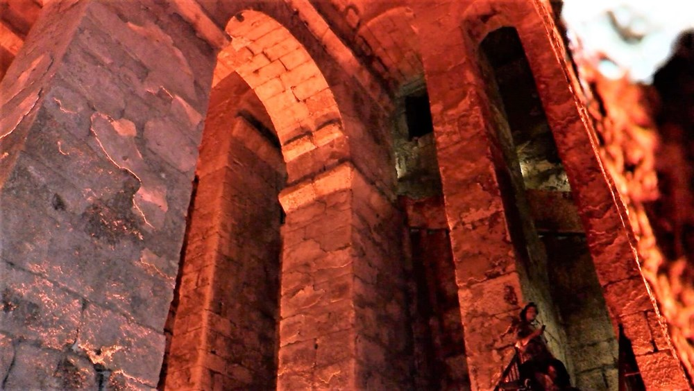 Dara Antik Kenti'nde ortaya çıkarılan sarnıç Yerebatan'dan daha derin - 8