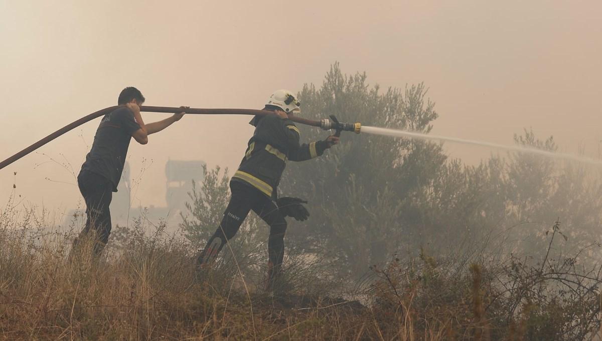 NASA yangınlarda itfaiyecilere destek verecek