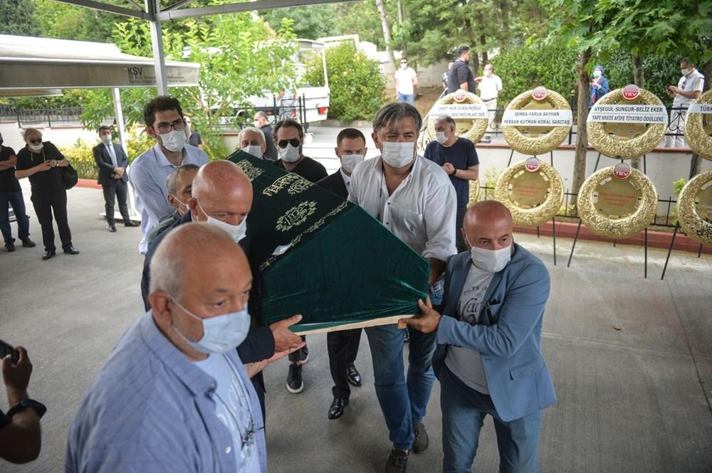 Seyfi Dursunoğlu son yolculuğuna uğurlandı - 7