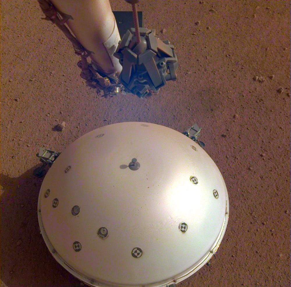 NASA'nın InSight aracı Mars'ta meydana gelen en şiddetli depremi kaydetti - 3
