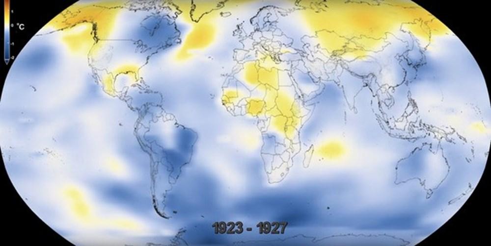 Dünya 'ölümcül' zirveye yaklaşıyor (Bilim insanları tarih verdi) - 52