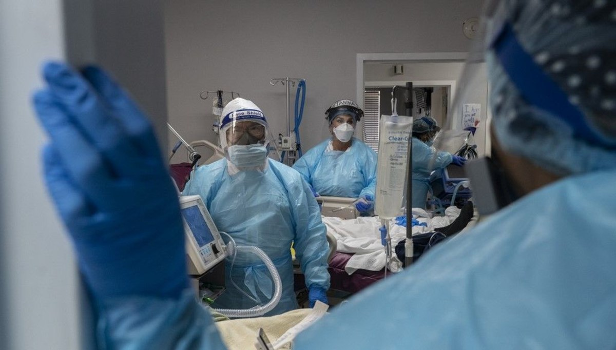 ABD'de Covid-19 aşısı beklenirken hastane kapasiteleri dolmak üzere