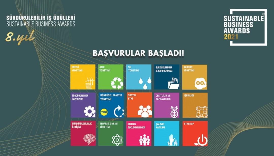Sürdürülebilir İş Ödülleri 2021 için başvurular başladı thumbnail