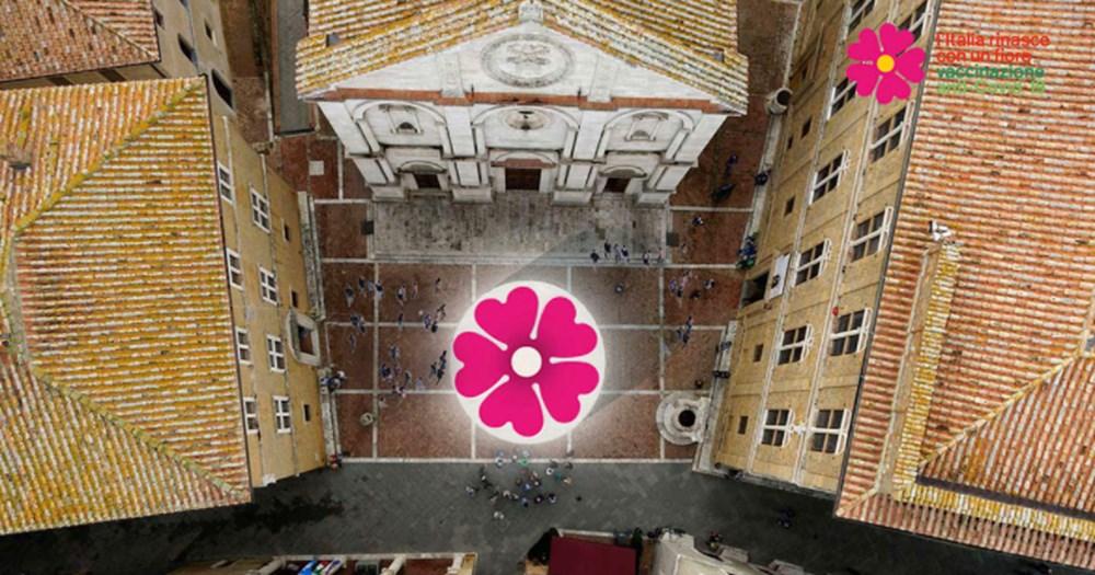 """İtalya'da """"halkın yenilenmesi""""ni simgeleyen aşı istasyonları kuruluyor - 6"""
