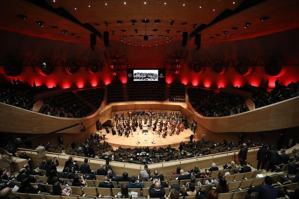 Cumhurbaşkanlığı Senfoni Orkestrası yeni bina açılış konseri - 9