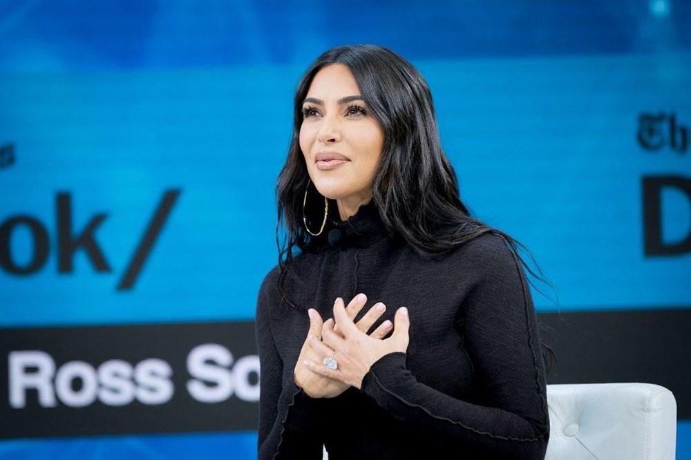 Kim Kardashian'a elmas yüzük ve doğum kontrol hapıyla taciz - 5