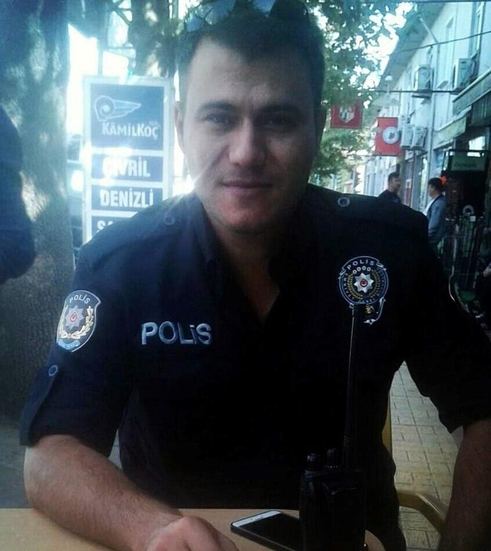 Şehit polis Mehmet Aksoy