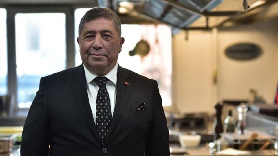İstanbul Demir ve Demir Dışı Metaller İhracatçıları Birliği (İDDMİB) Başkanı Tahsin Öztiryaki