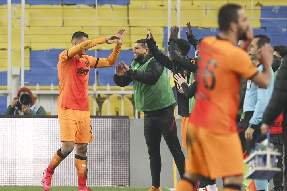 Derbide kazanan Galatasaray - 26