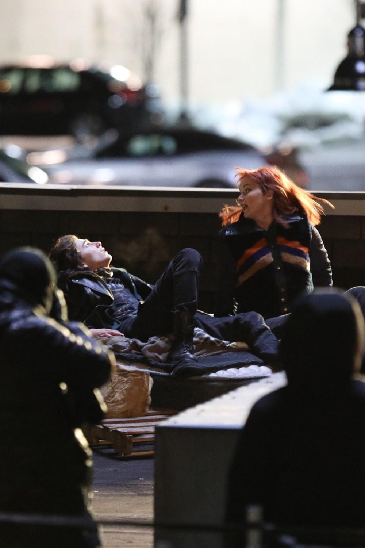 Jennifer Lawrence, Don't Look Up setinde kaza geçirdi - 2