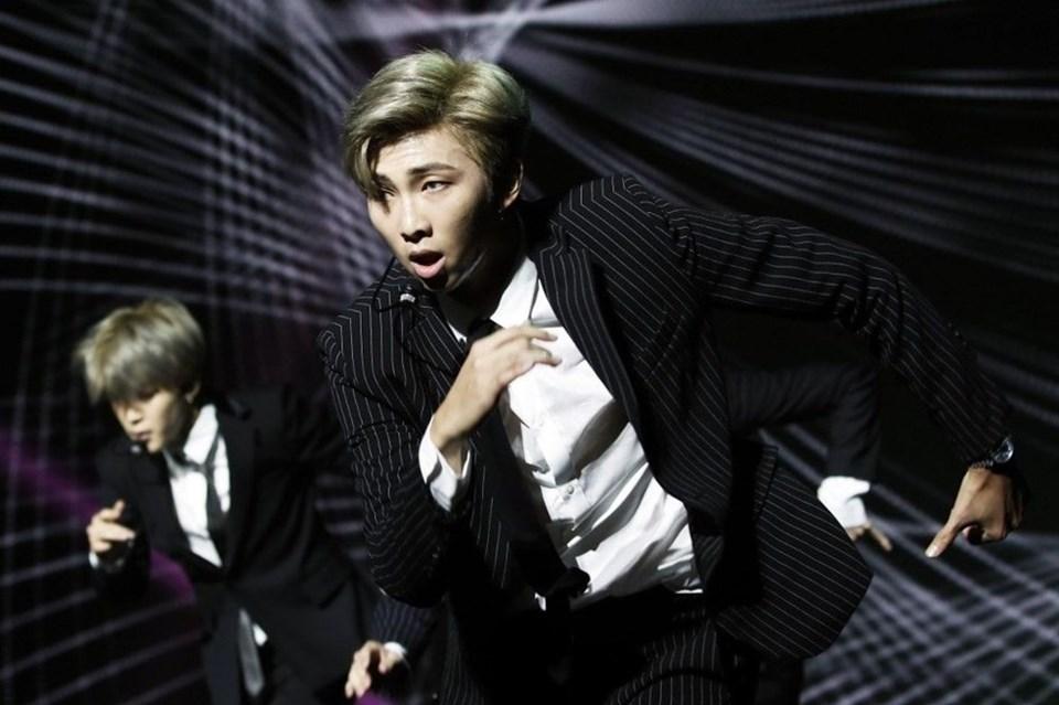 BTS, 2015'te bir Kore müzik gösterisi olan SBS MTV Show'da ilk galibiyetini kazanmıştı