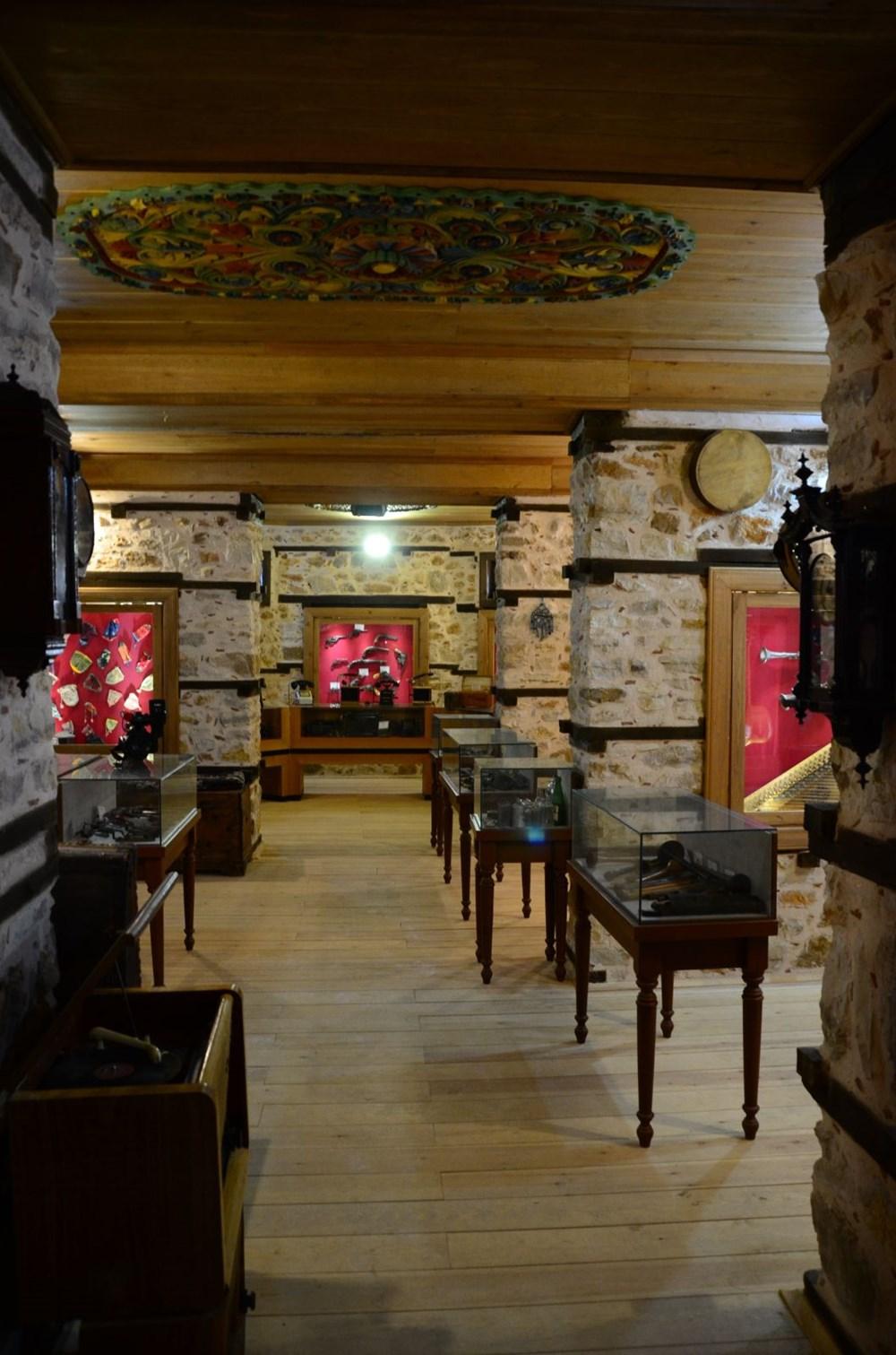 7 binden fazla materyal Türk Folklor Müzesi'nde - 3
