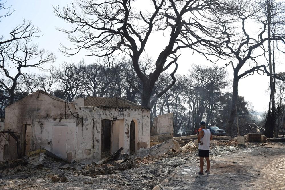 Akdeniz alev aldı: Yunanistan ve İtalya'da orman yangınları sürüyor - 9