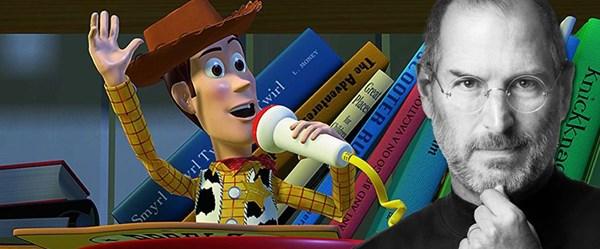 Bu hikaye dünyayı değiştirdi (Oyuncak Hikayesi /Toy Story)