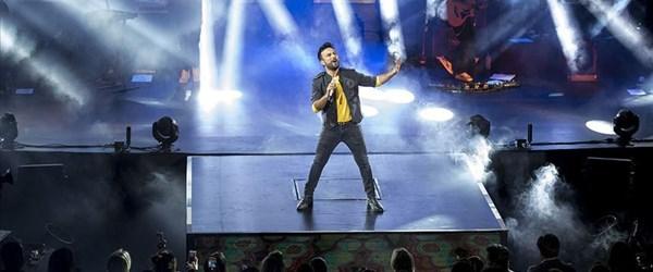 Tarkan eylülde Harbiye'de üç konser verecek