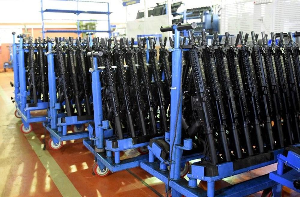 SAR 762 MT seri üretime hazır (Türkiye'nin yeni nesil yerli silahları) - 138