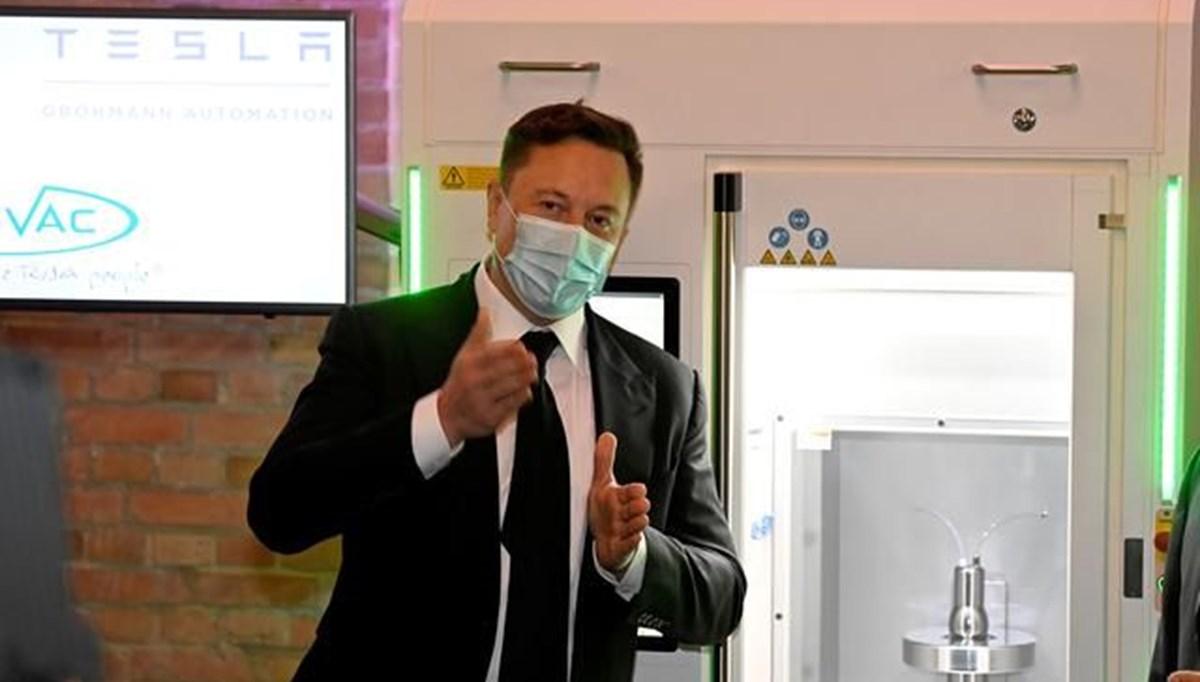 Elon Musk: Covid-19 aşılarına güveniyorum, bilim yanılmaz
